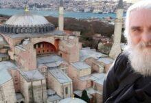 Photo of Papaz Fotopulos'tan Ayasofya için Erdoğan'a övgü…